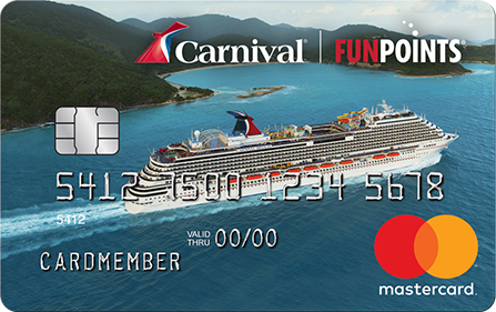 The Carnival World Mastercard (Registered Trademark)